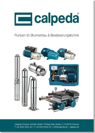 Pumpen für Brunnenbau & Bewässerung