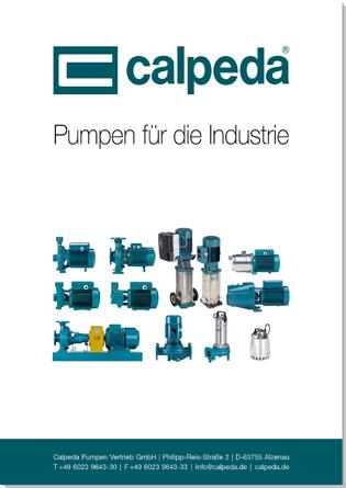 Pumpen für die Industrie